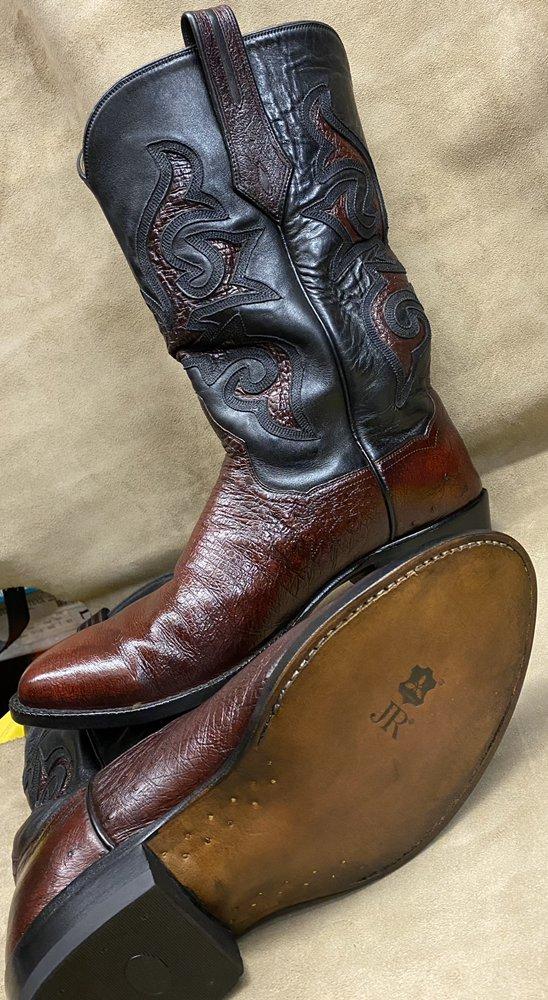 Vanek's Shoe Repair: 12460 SW Broadway St, Beaverton, OR