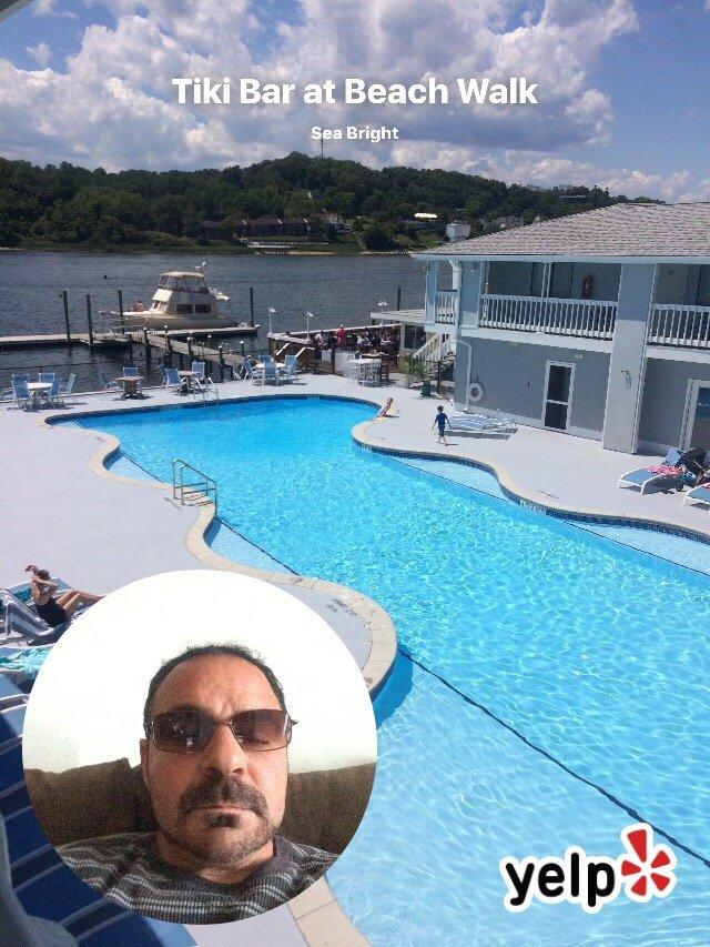 Beach Walk Hotel: 344 Ocean Ave, Sea Bright, NJ