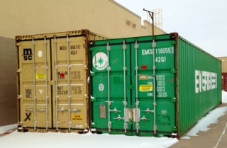 North Texas Storage Containers & Trailers: 280 Rifle Range Rd, Iowa Park, TX