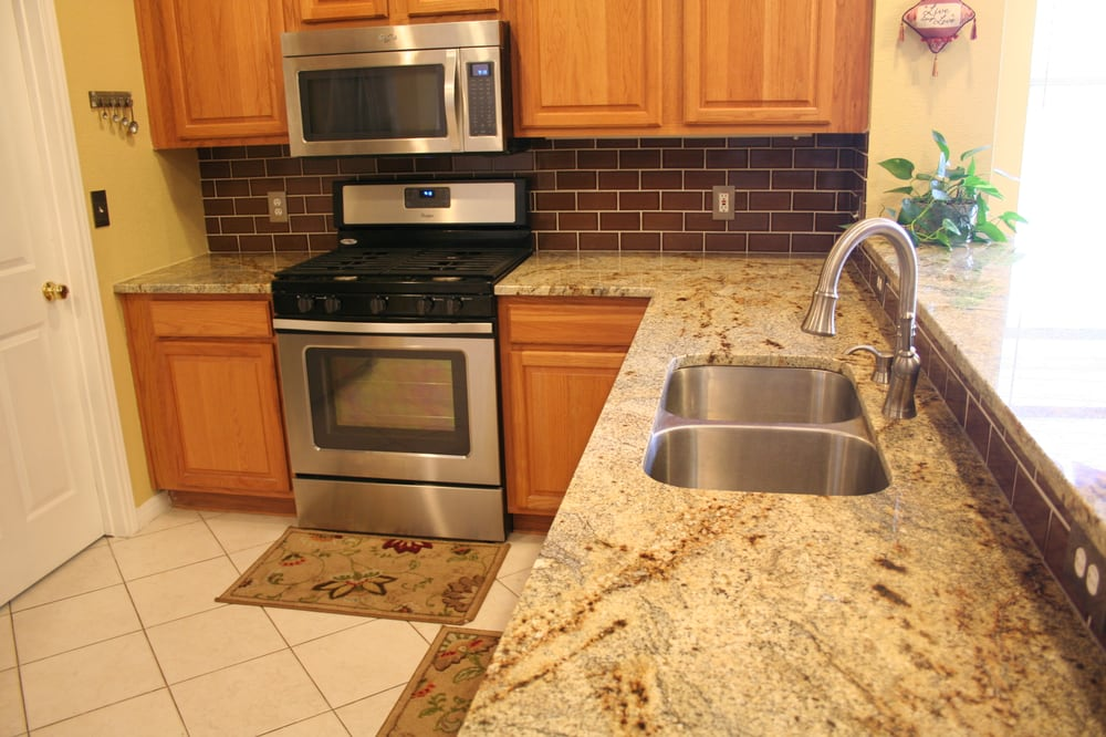 Photo of Fox Granite  Austin, TX, United States Jaguar Granite