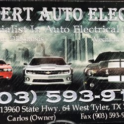 Photo Of Expert Auto Electric Tyler Tx United States Whom To Call