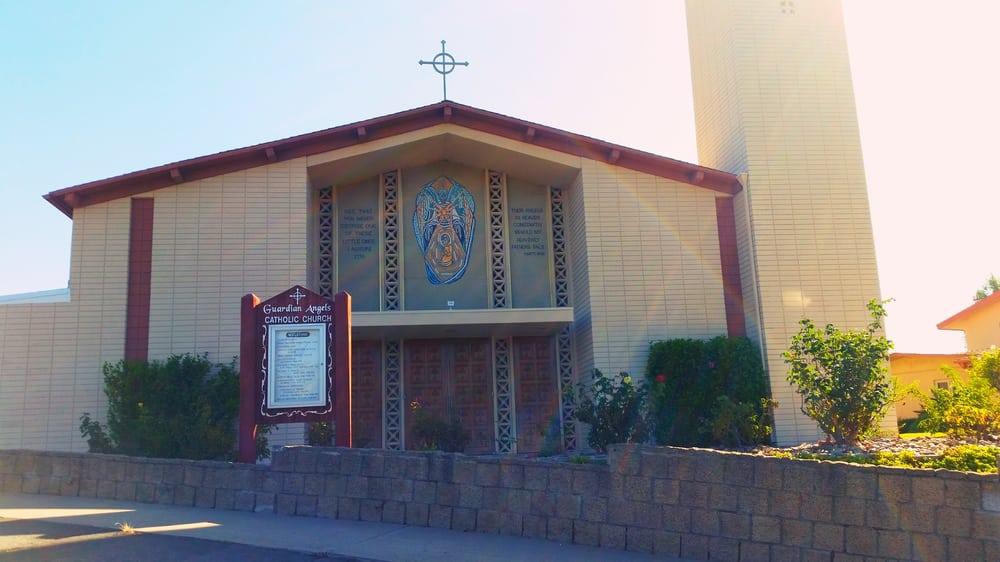 Guardian Angels Catholic Church - Churches - 9310 Dalehurst