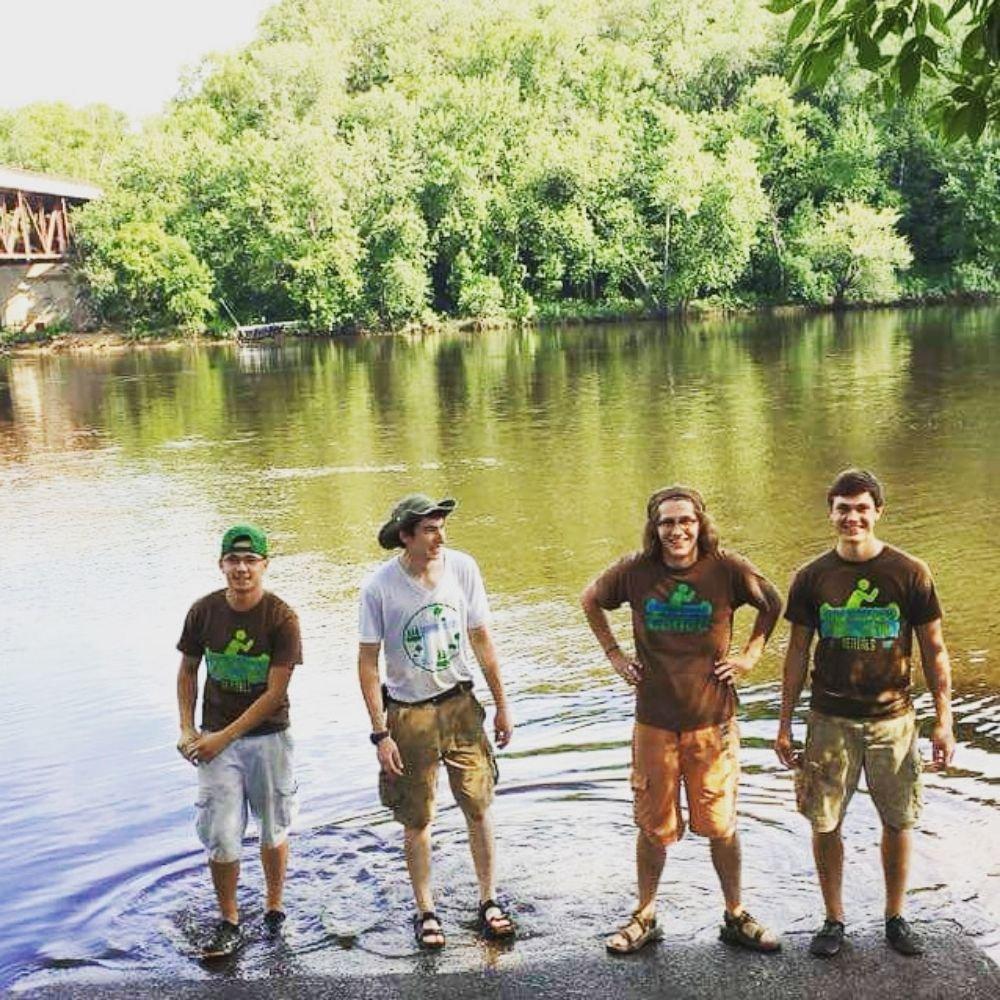 Riverwood Canoe & Kayak Rental: 254 S Cascade St, Osceola, WI