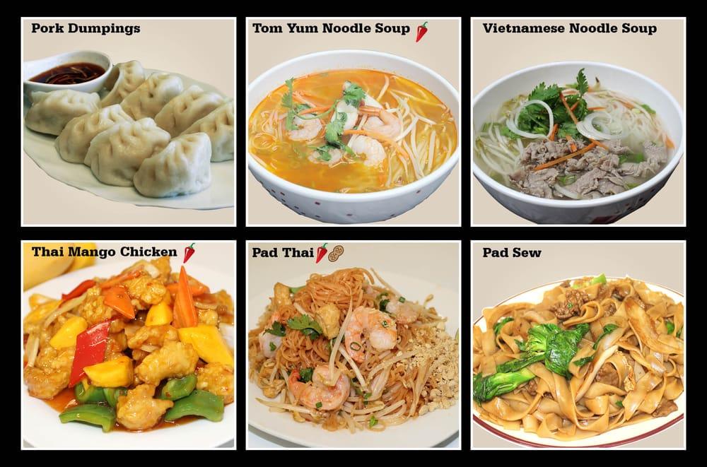 General Thai & Chinese Cuisine