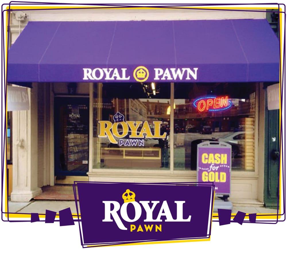 Royal Pawn: 409 Madison Ave, Covington, KY