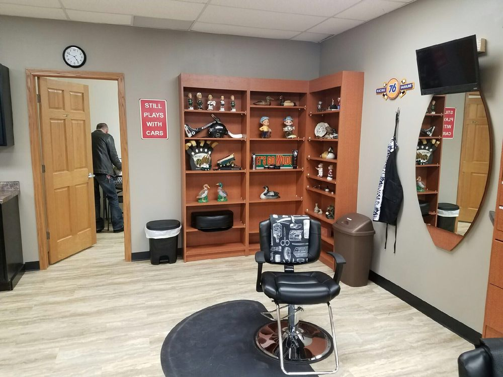 Man Cave Precision Hair: 5948 Osgood Ave N, Oak Park Heights, MN