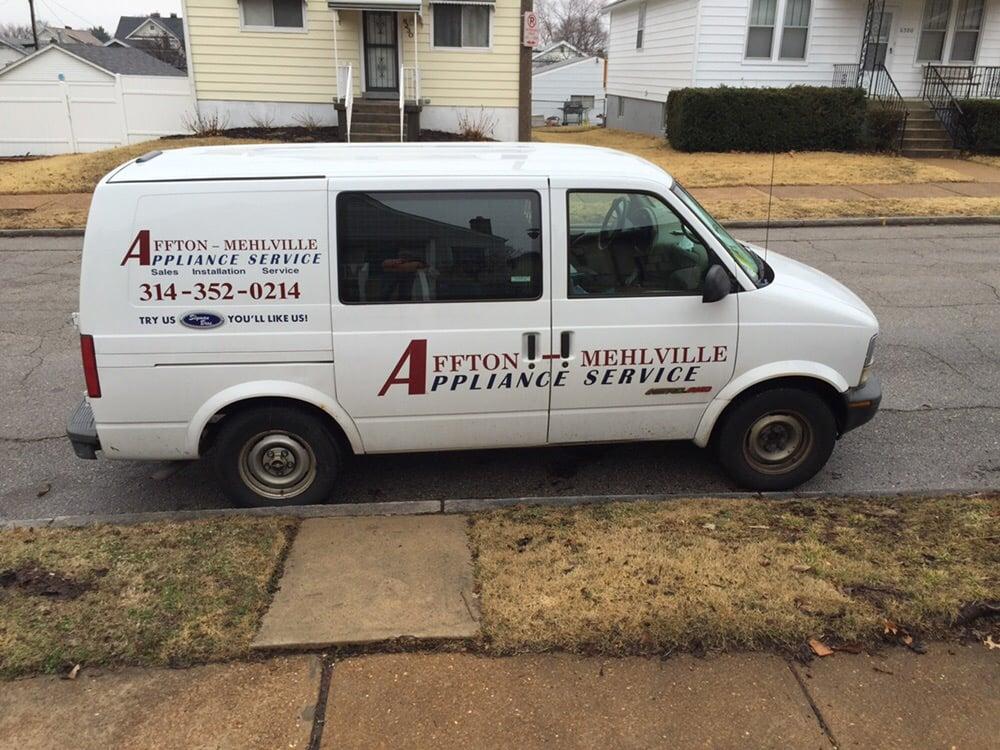 Affton-Mehlville Appliance Service: 9350 Brenda Ave, Saint Louis, MO