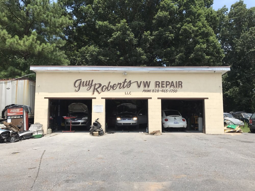 Guy Roberts Vw Repair: 2574 S Nc 16 Hwy, Newton, NC