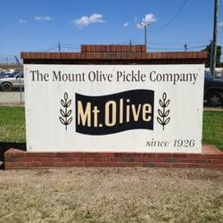 mount olive north carolina