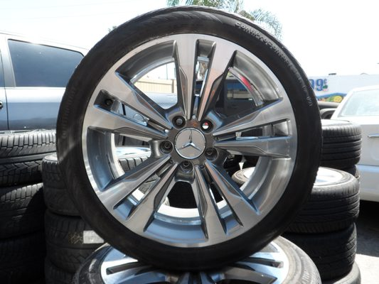 Ron S Tire Wheel 4301 Lankershim Blvd North Hollywood Ca Unknown