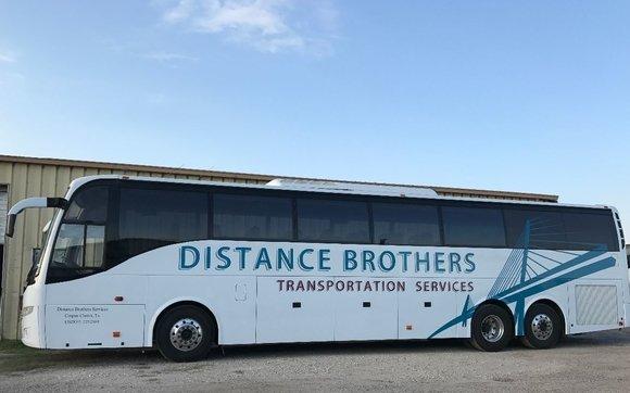 Distance Brothers Transportation Services: 414 Navigation Blvd, Corpus Christi, TX