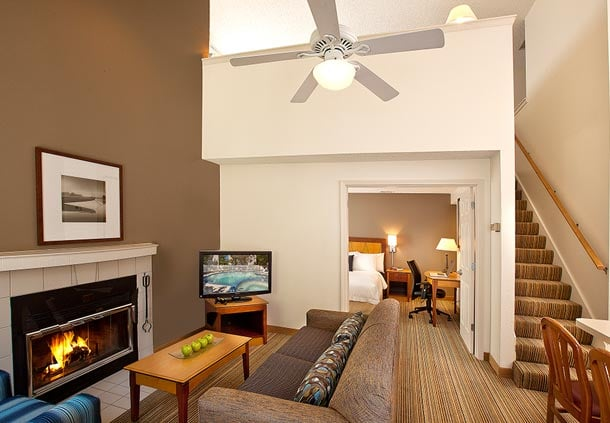 Our Two Bedroom Bi Level Loft Suite Yelp