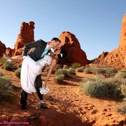 Photo Of Scenic Las Vegas Weddings