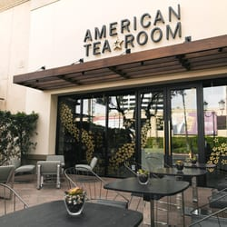 American Tea Room Newport Beach Ca