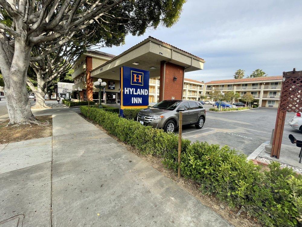 Hyland Inn Near Pasadena Civic Auditorium
