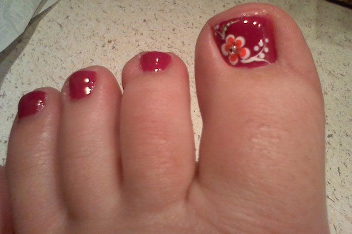 Sexy toes pics