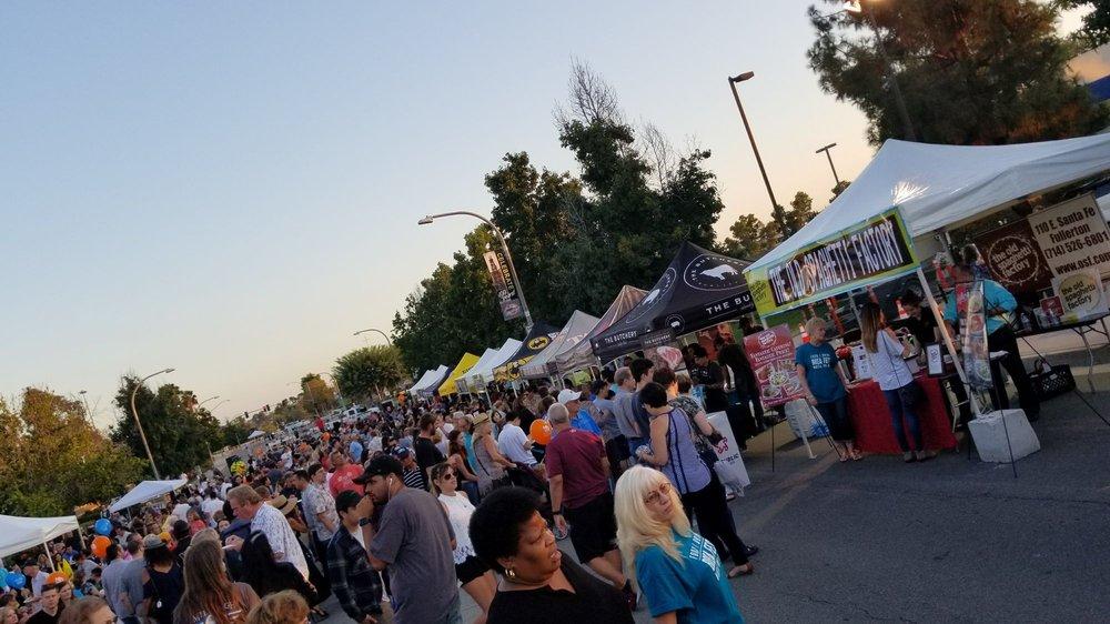 Brea Fest: A Taste of the Arts: 1 Civic Center Cir, Brea, CA
