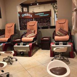 Photo Of Omega Nails U0026 Spa   Cooper City, FL, United States