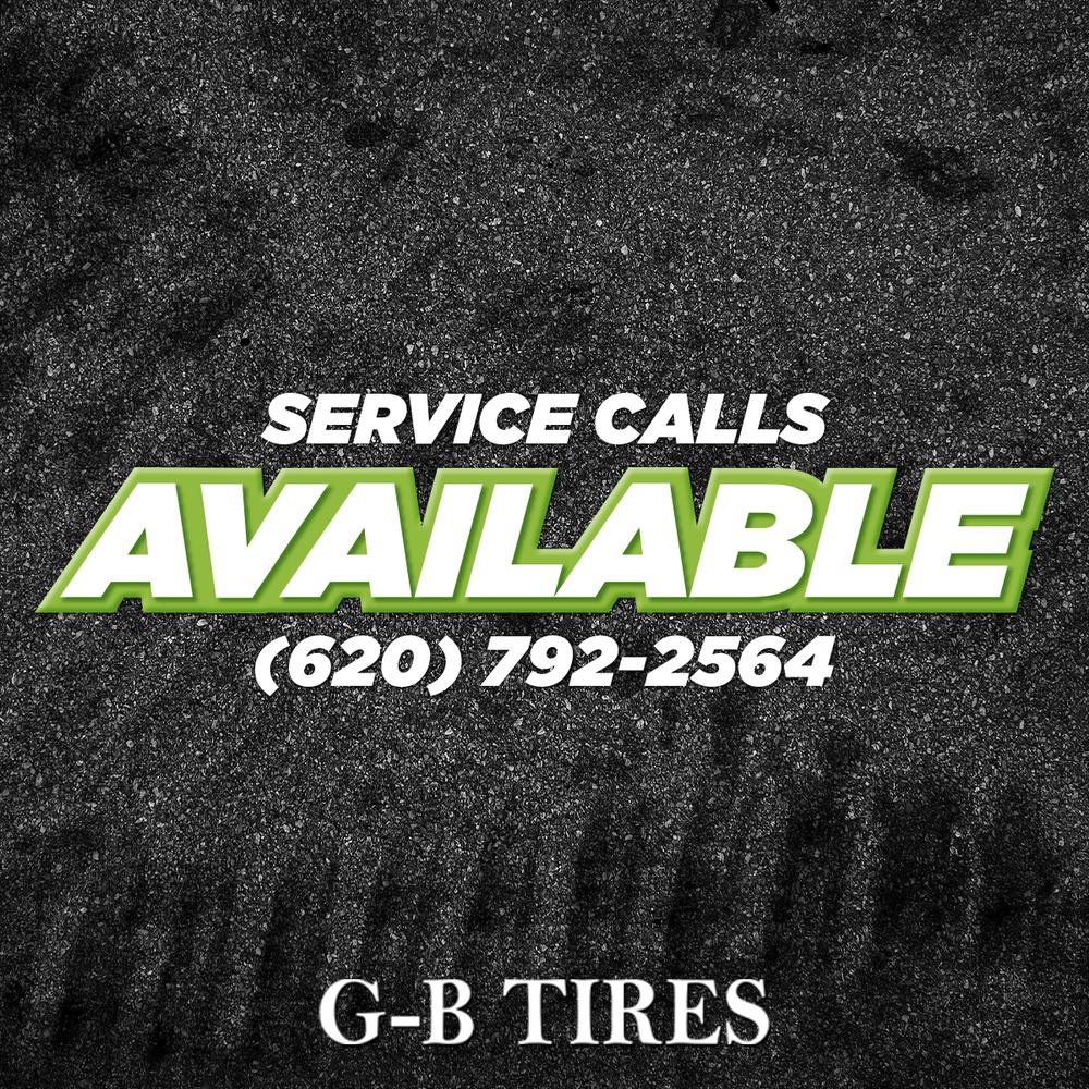 G-B Tires: 2901 10th St, Great Bend, KS