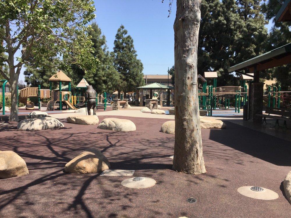 Little Bear Park: 6704 Orchard Ave, Bell, CA