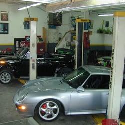 Christopher Goodwin Motorsport Photos Auto Repair - Porsche repair seattle