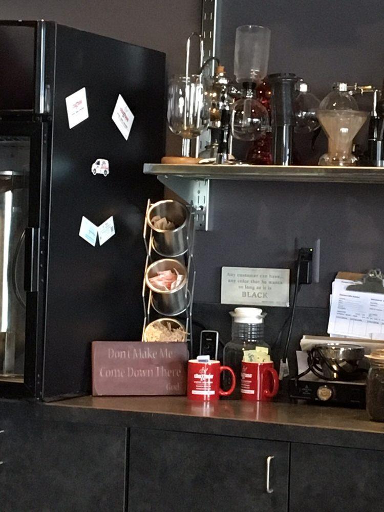 Chazzano Coffee: 1737 E Nine Mile Rd, Ferndale, MI