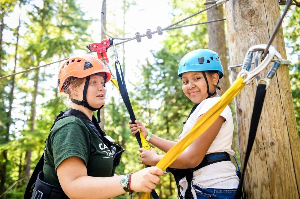 YMCA Camp Seymour: 9725 Cramer Rd Kpn, Gig Harbor, WA