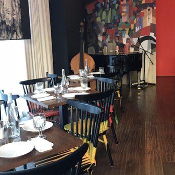 Kandinsky Restaurant Lounge Miami Beach Fl