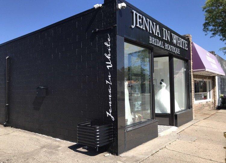 Jenna In White: 2685 Coolidge Hwy, Berkley, MI