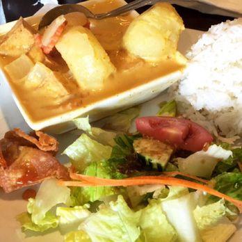 Thai Food On Thousand Oaks Blvd
