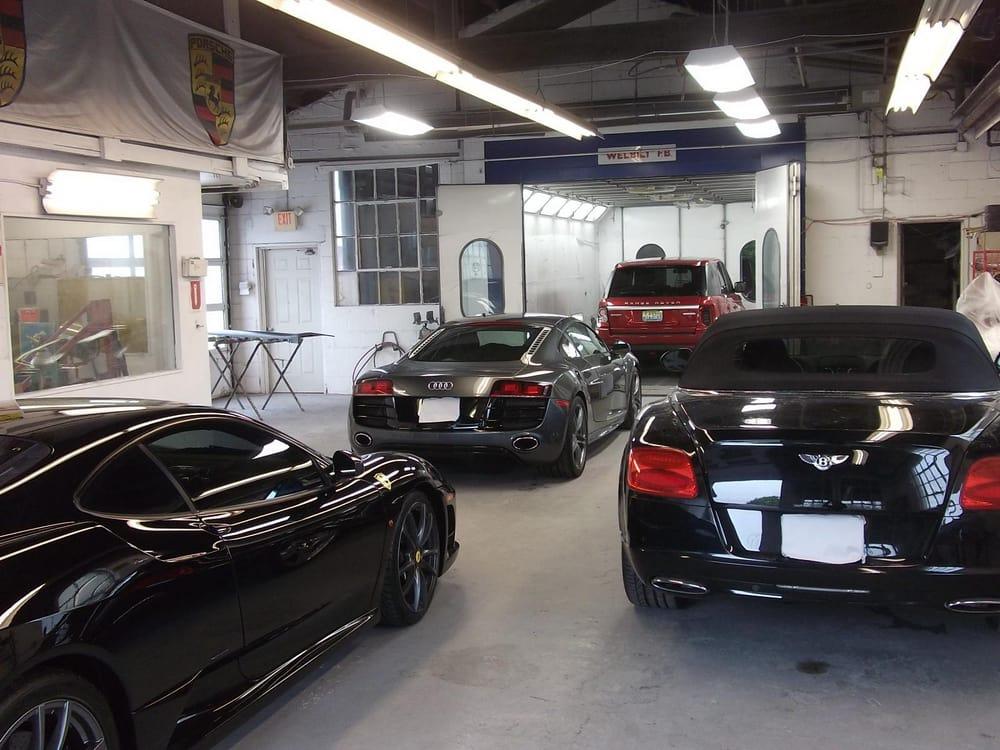 Lee s garage 11 avis carrosserie 853 broadway west for Garage des paluds avis