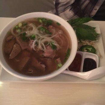 Photo Of Basilic Vietnamese Grill North Miami Fl United States Combination Pho