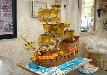 3d Birthday Cake Pirate Ship Yelp