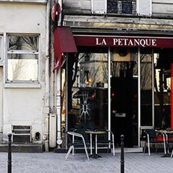 la p tanque bars sportifs 40 rue etienne dolet belleville m nilmontant paris france. Black Bedroom Furniture Sets. Home Design Ideas