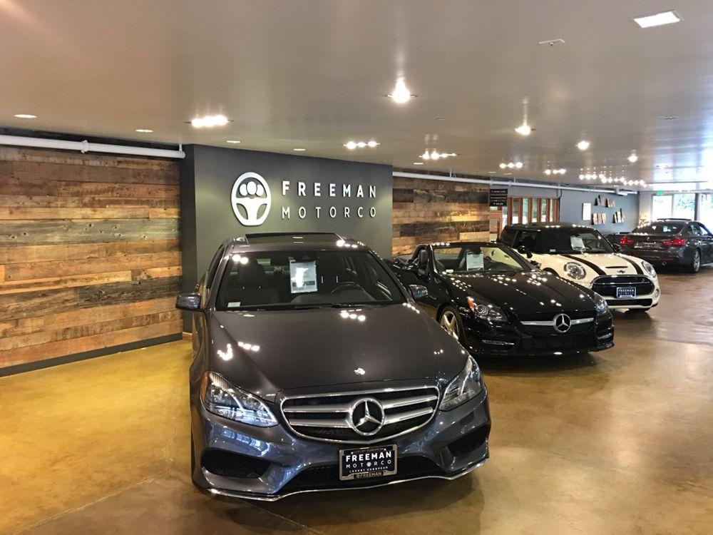 Freeman Motor Company