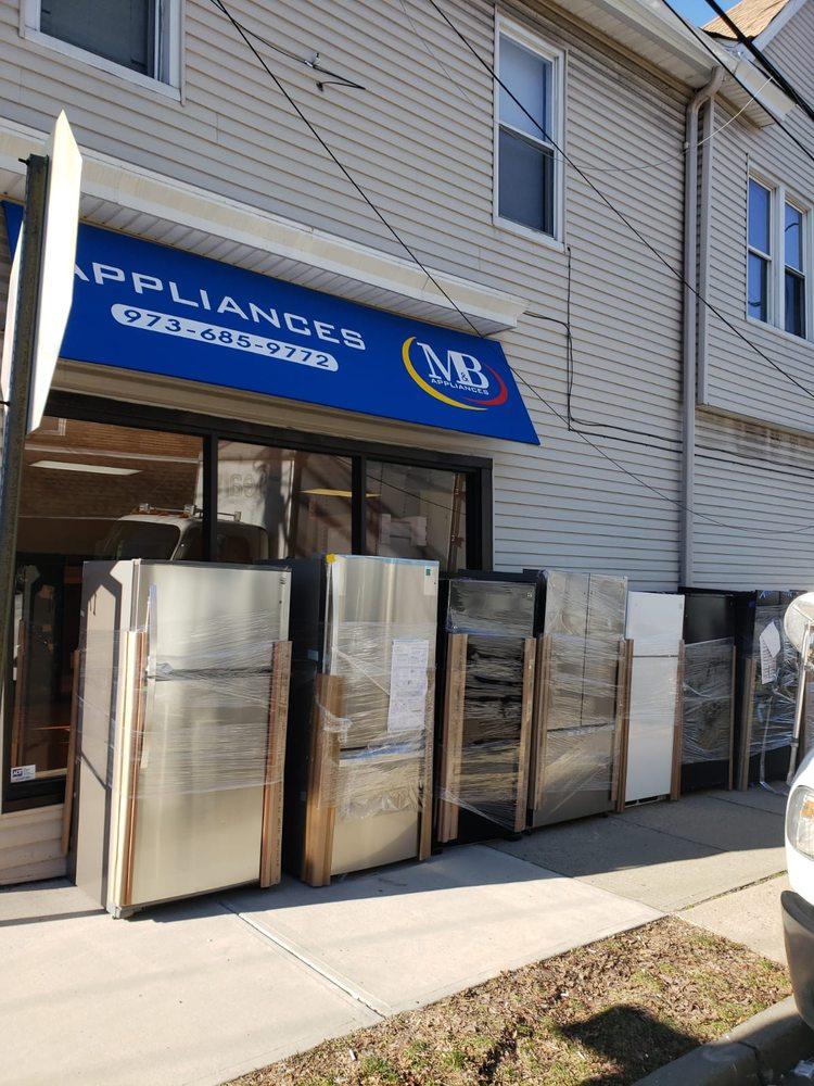 M and B Appliances: Garfield, NJ