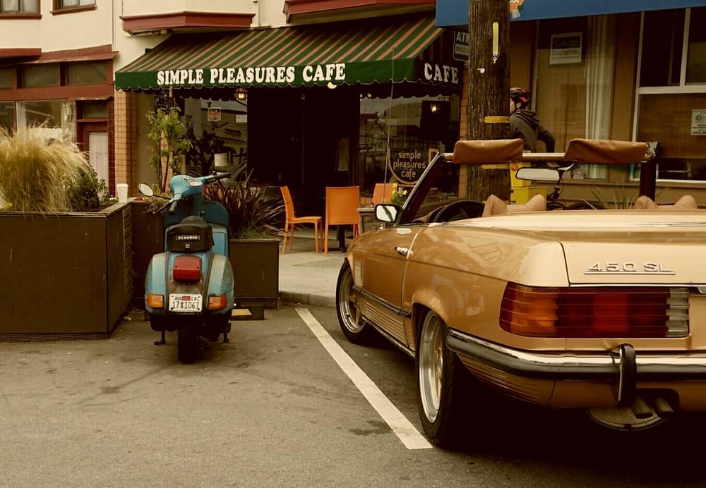 Simple Pleasures Cafe San Francisco
