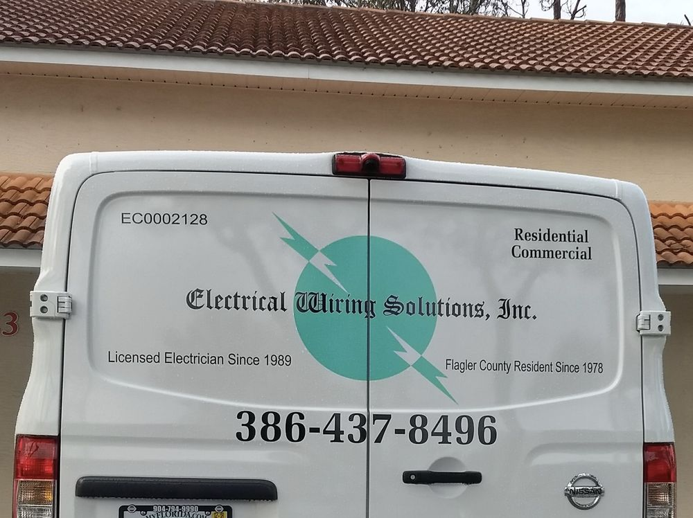 Electrical Wiring Solutions - Electricians - Palm Coast, FL - Phone ...