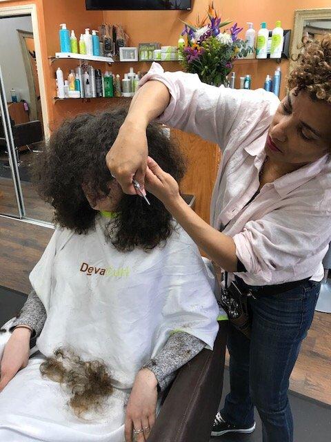 Angela Beauty Salon: 312 W 231st St, Bronx, NY