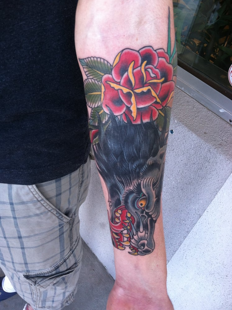 Covering up an Iron cross tattoo  - Yelp
