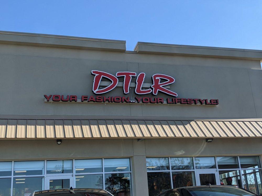DTLR: 4391 Dorchester Rd, North Charleston, SC