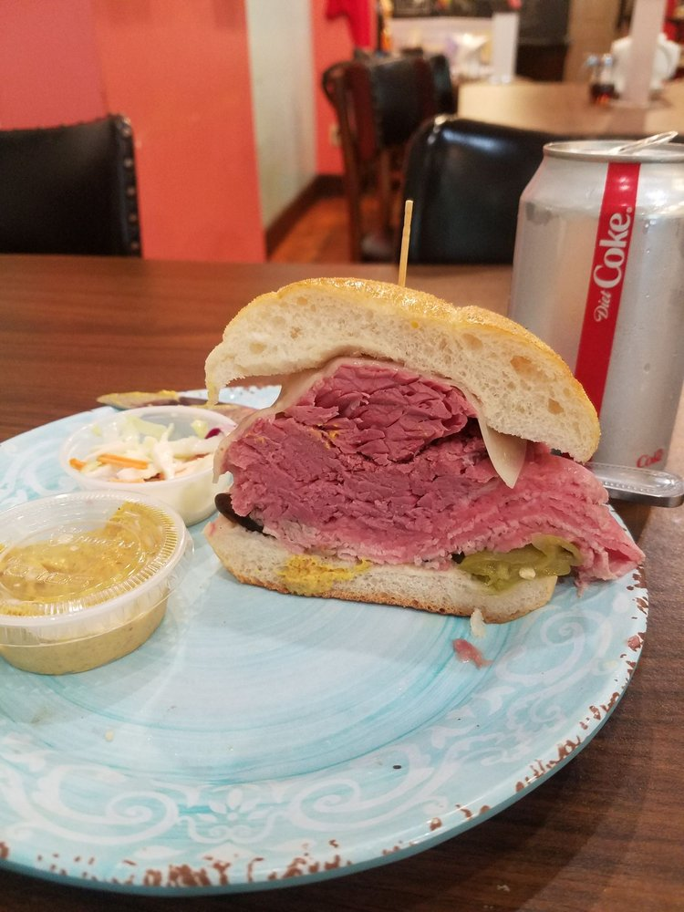 Grumpy's Handcarved Sandwiches: 137 E High St, Pottstown, PA