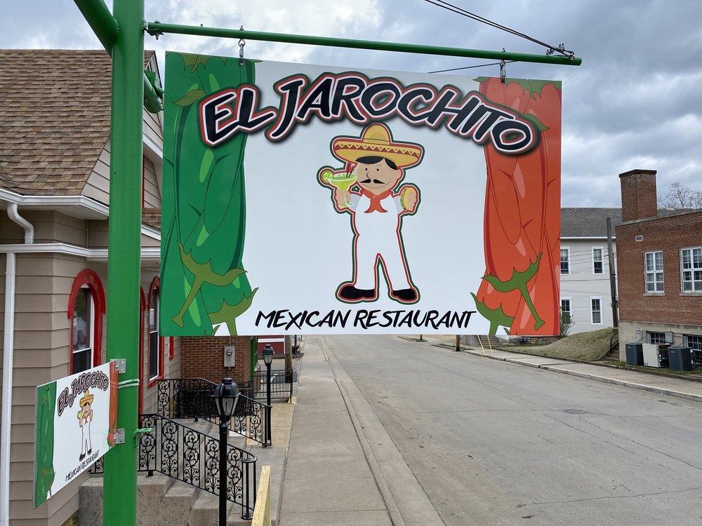 El Jarochito: 1 SW Main St, Bonne Terre, MO