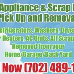 Free Appliance And Scrap Removal - 17 Reviews - Junk Removal
