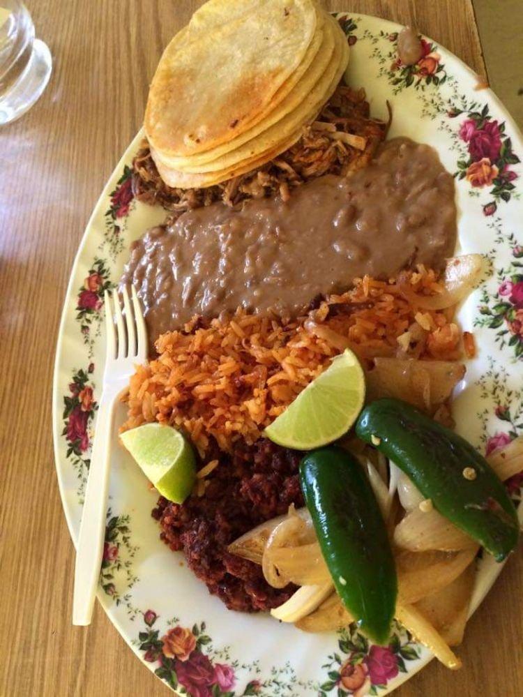 Taqueria El Amarillo: 3809 North O St, Fort Smith, AR