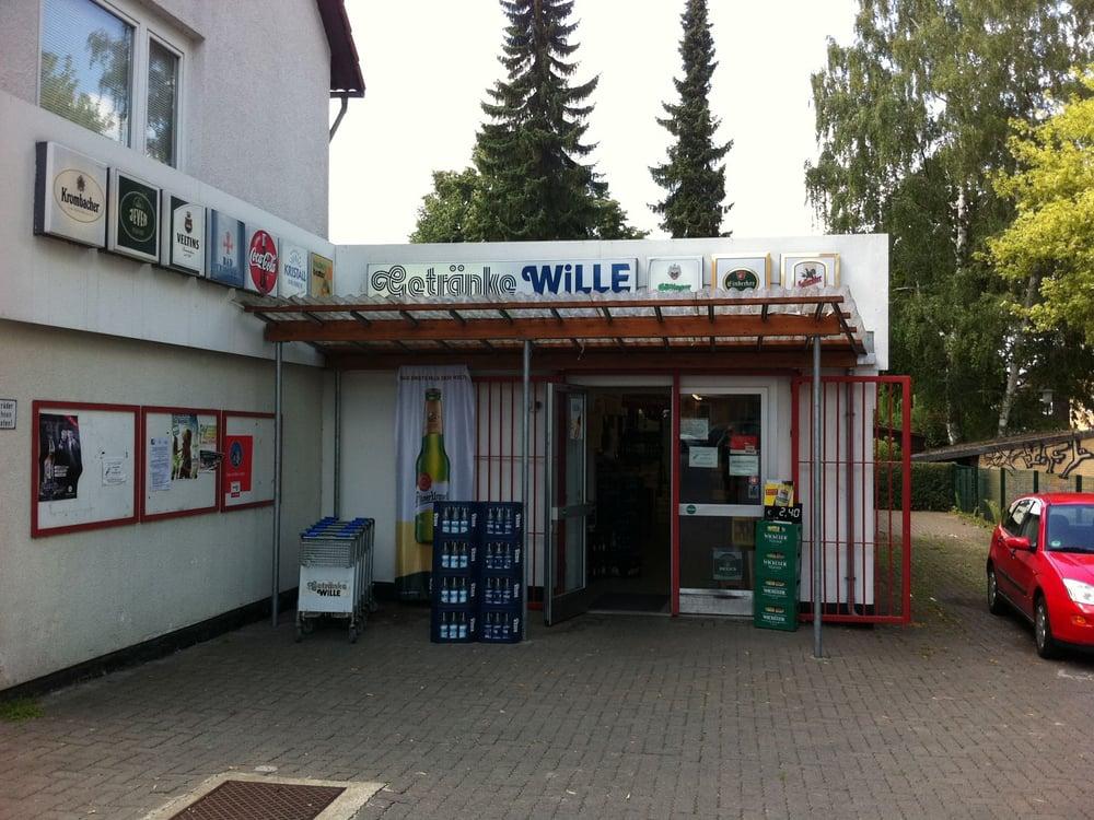 Getränke Wille - Getränkemarkt - Benzstr. 4, Göttingen ...