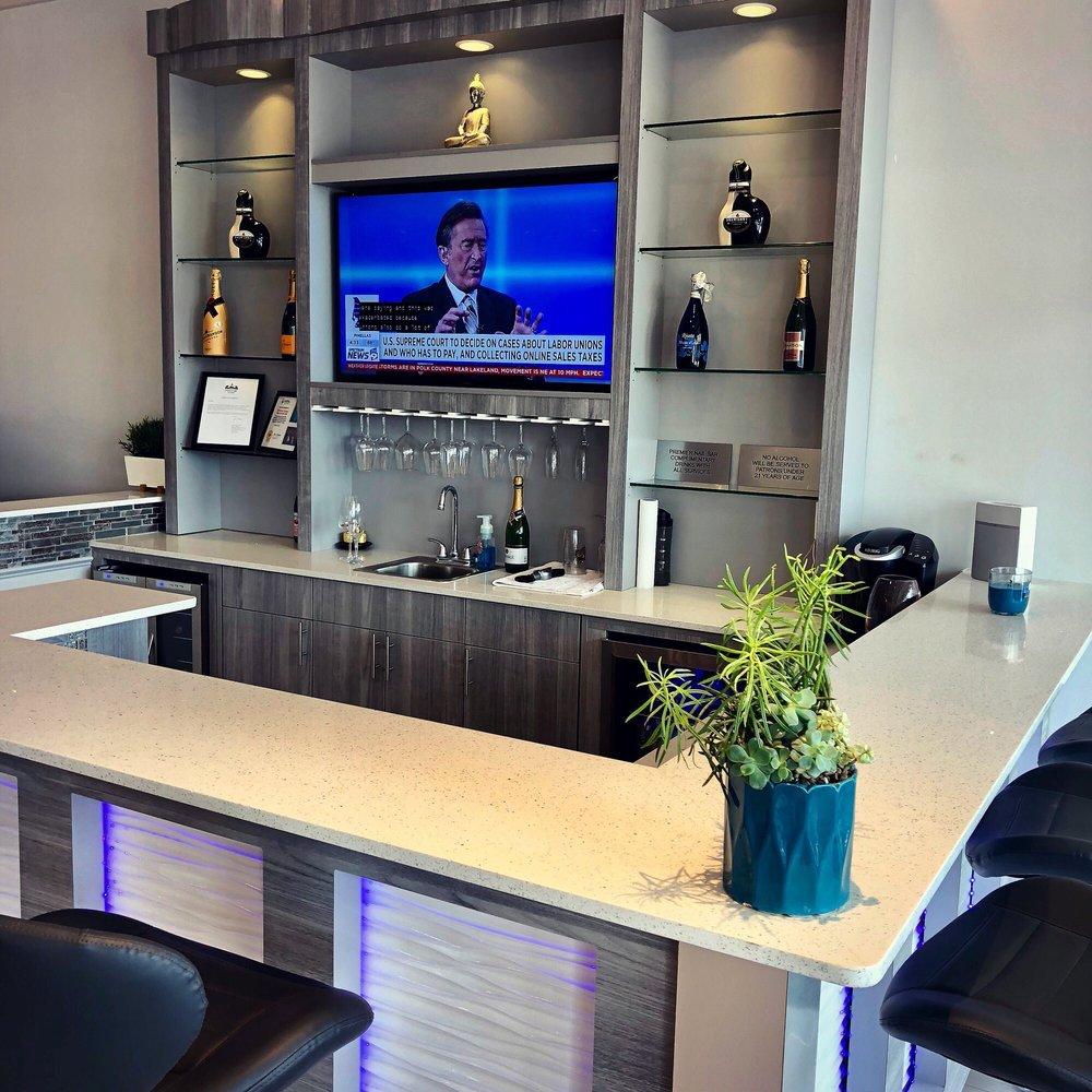 Premier Nail Bar: 13875 W Hillsborough Ave, Tampa, FL