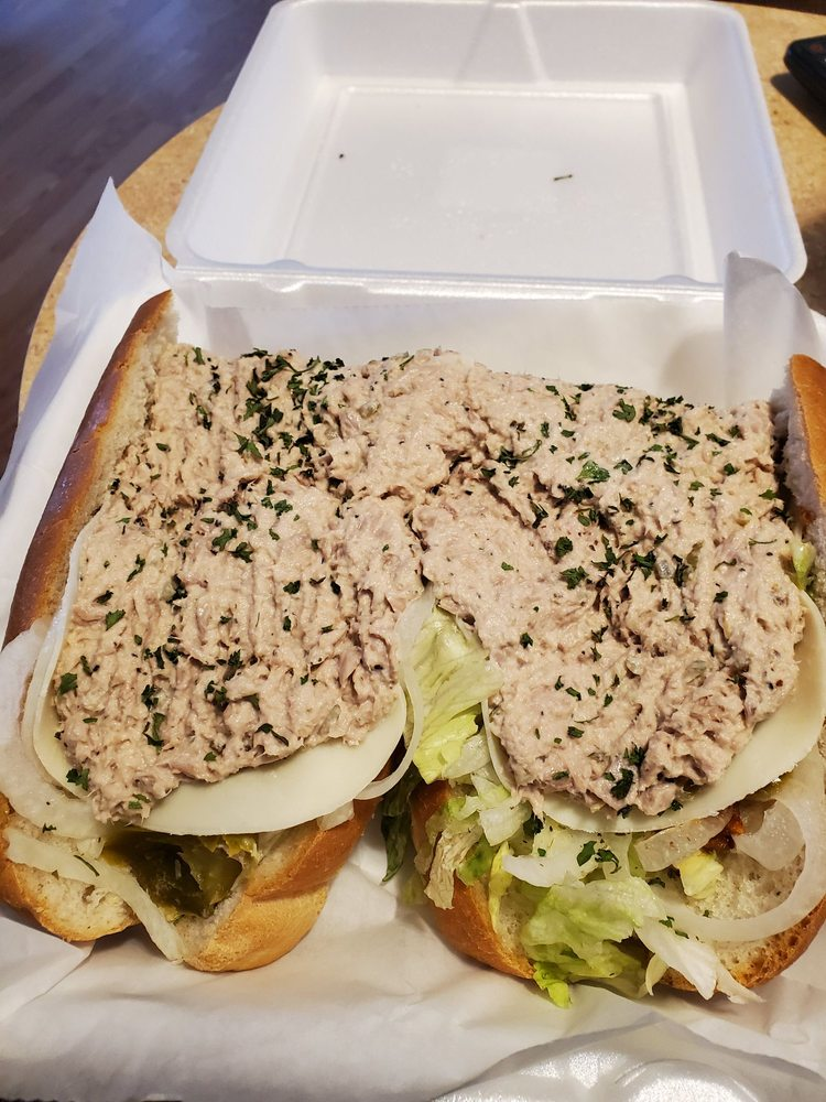 Antoninis Subs and Steaks II: 3509 Palmer Hwy, Texas City, TX
