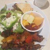 Zoes Kitchen Steak Stack zoes kitchen - 50 photos & 59 reviews - mediterranean - 6731 n
