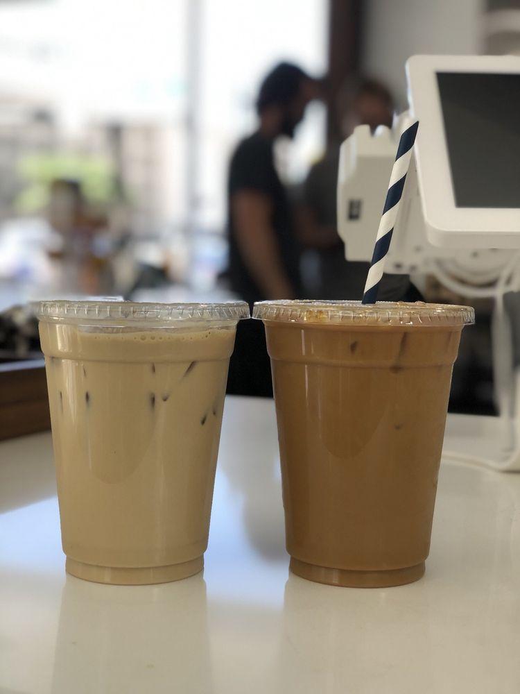 Social Spots from Carport Coffee